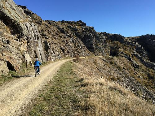 Central Otago biking