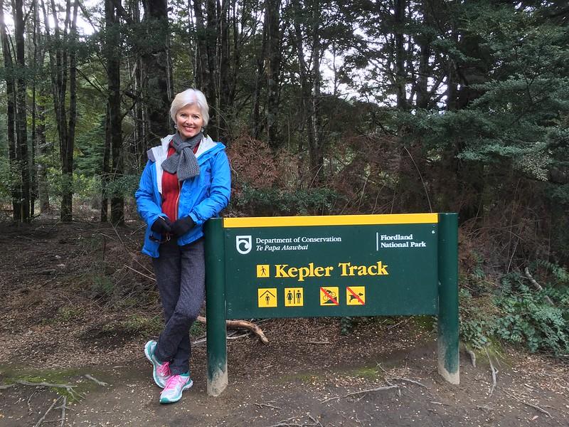 Kepler Track Te Anau walk