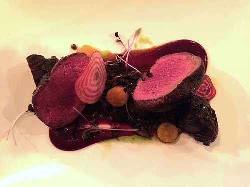 Olivers Lamb dish