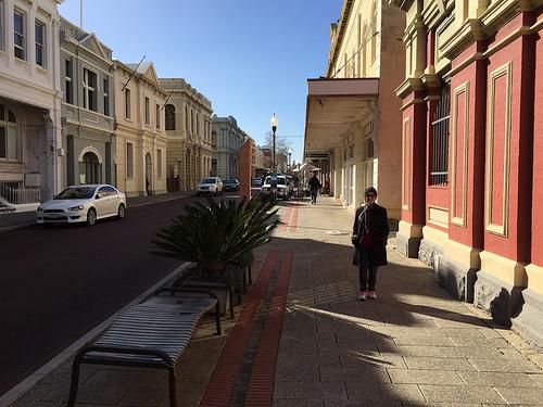 Fremantle architecture