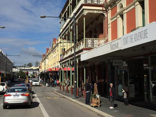 Fremantle street