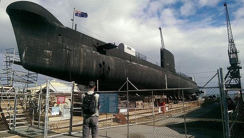 Fremantle submarine