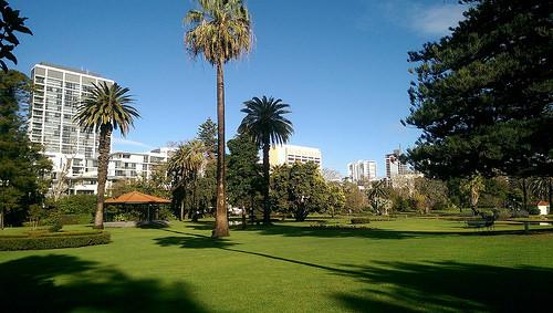 Queens Garden Perth