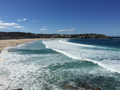 Sydney Bondi Beach blog