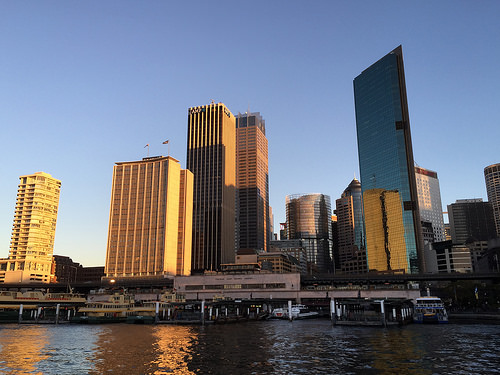 Sydney City blog