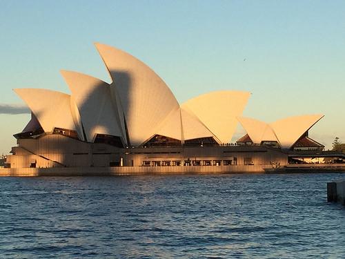 NZ Australia vacation combined - Sydney Opera House