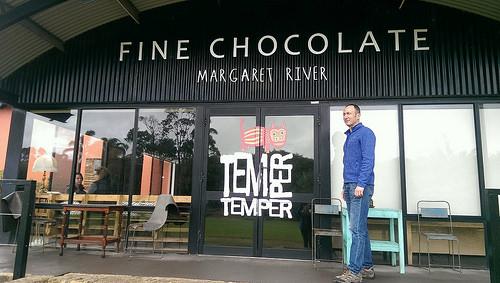 Temper Temper chocolate