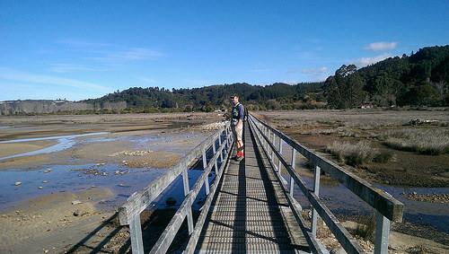 Apple Tree Bay bridge