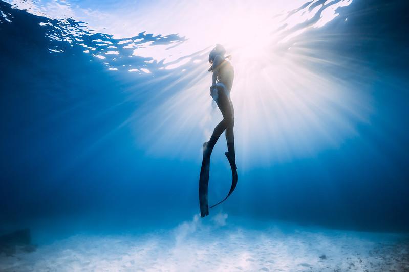 snorkelling the great barrier reef on honeymoon