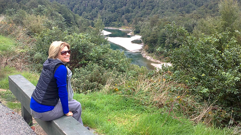 Nelson to West Coast self drive touring route - Buller Gorge