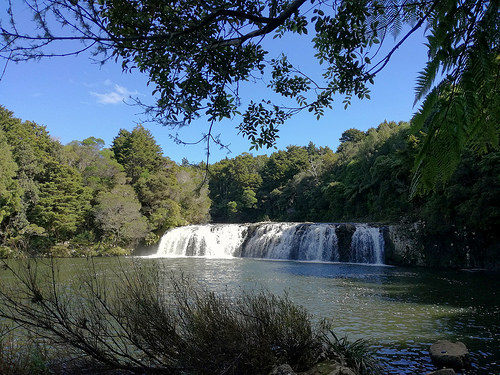 Wharepuke Falls
