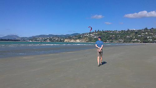 Tahunanui Beach Walk