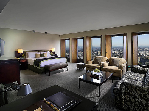 Melbourne Accommodation Central City - Sofitel Melbourne Collins Street