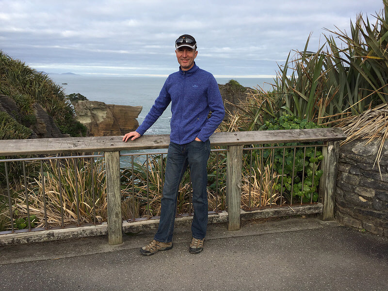 Punakaiki Rocks off season