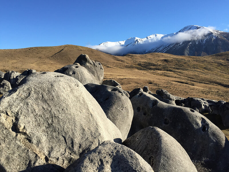 Day trip to Arthur's Pass from Christchurch