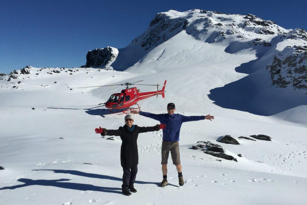 hokitika scenic glacier flight with 12 Days South Island Hidden Treasures