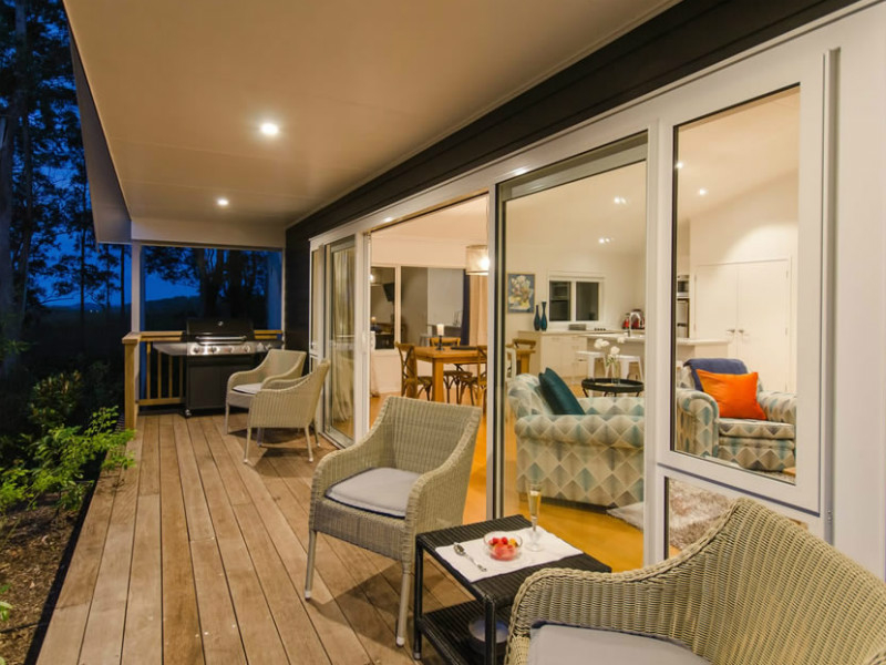 treghan luxury cottages kerikeri bay of islands