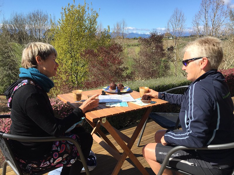 Exploring Tasman Nelson Bike Trail