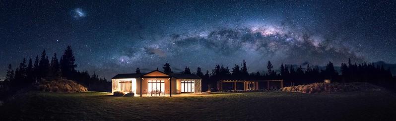 Mount Cook Lakeside Retreat Villa