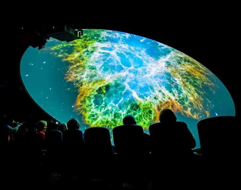 Big Sky Mt. Cook 360 Degree Planetarium - Best Places for Stargazing New Zealand