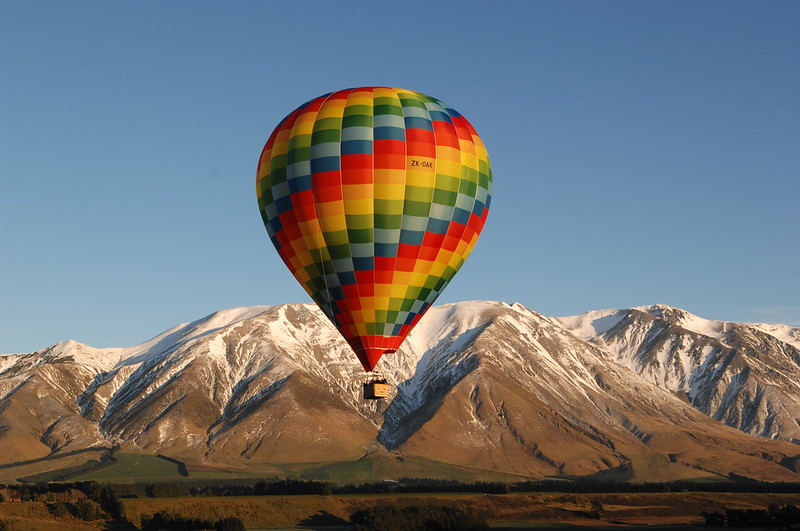mid canterbury ballooning tours